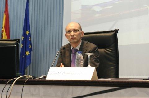 Álvaro García Ortiz, Fiscal do Tribunal Superior de Xustiza de Galicia.  - Xornada sobre a Protección da Legalidade Urbanística